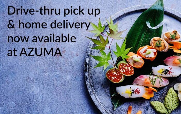 Azuma Pick up and Delivery